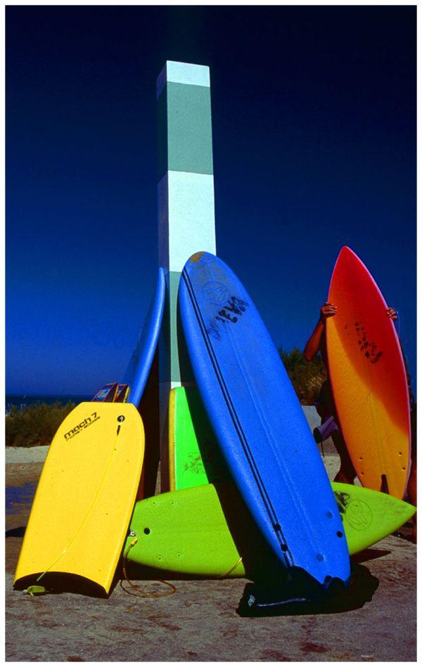 Couleurs surf