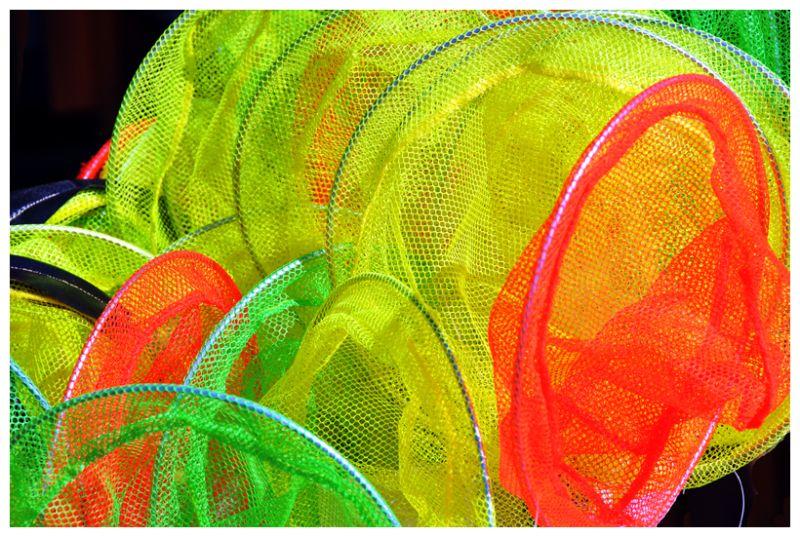 Beach nets