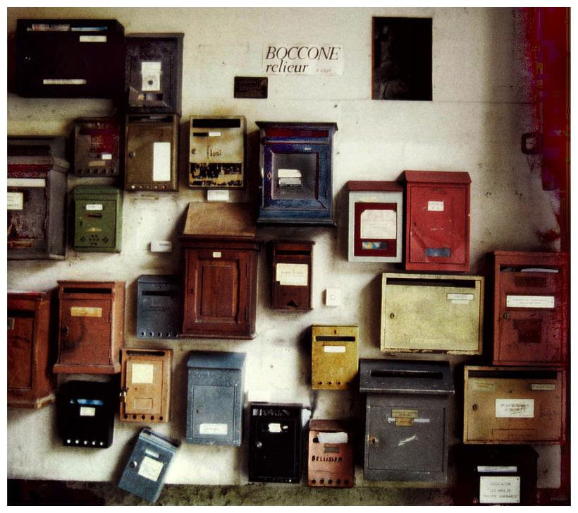 Boites postales