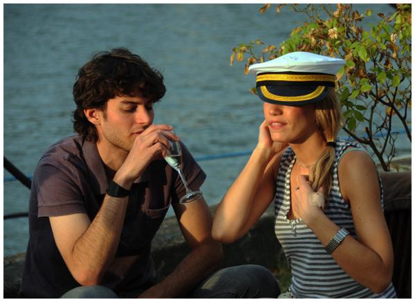 Le fille de la Marine