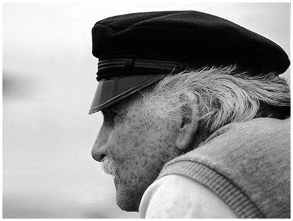 the old seaman