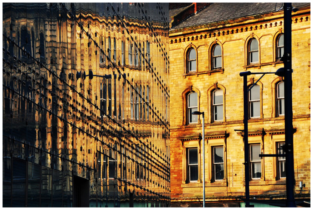 Urbis reflection