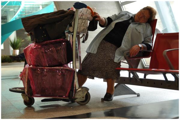 ne pas laisser ses bagages seuls