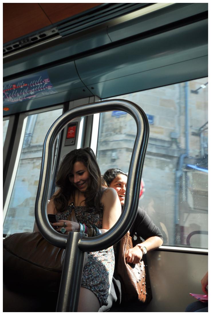 Le trou de la serrure du tram