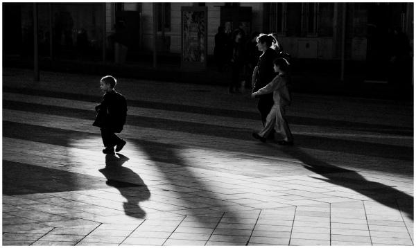 marche au soleil
