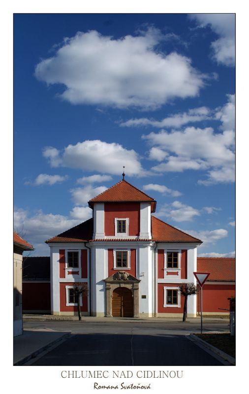 Loreta - Municipal  Museum in Chlumec nad Cidlinou