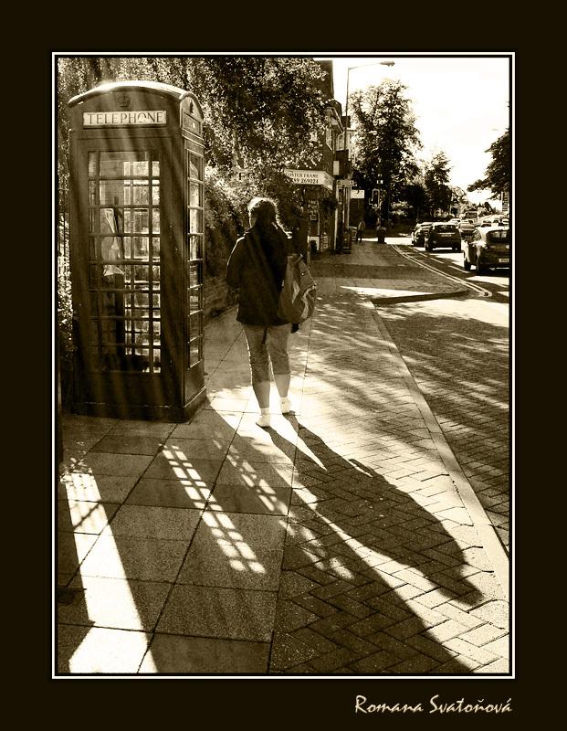 Strolling in Stratford