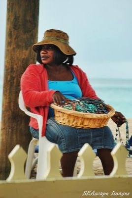 Antiguan woman
