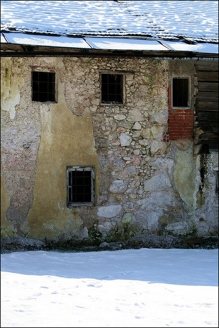 ..old farmhouse..