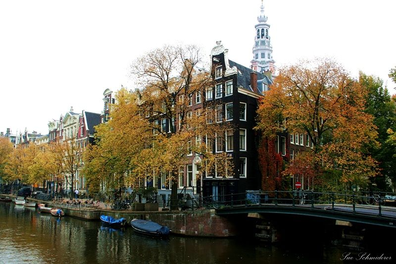 Amsterdam in colors
