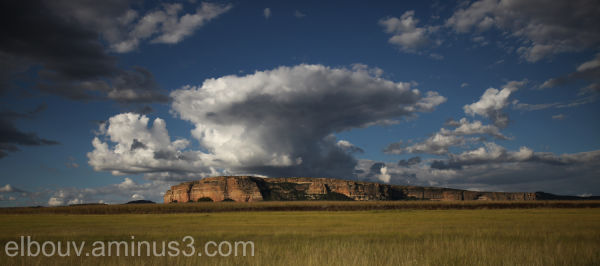 Free state cloud-scape