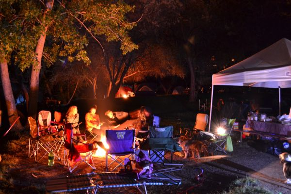 Camp Night