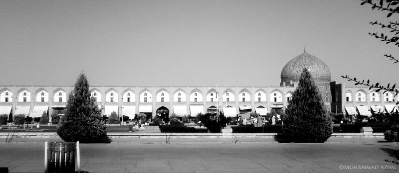 Sheikh Lotf Allah Mosque - Naghsh-e Jahan Square