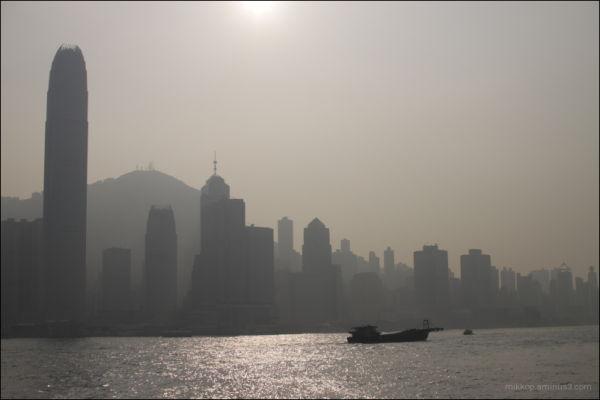 hongkong smog