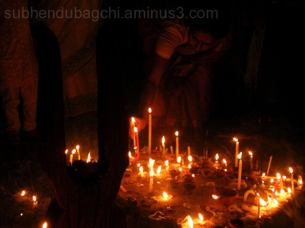 Rituals Of Kali Puja