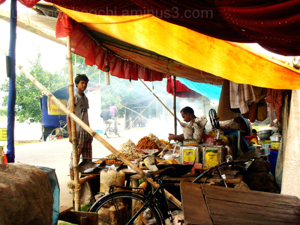 Preparing For Another Evening | Mela