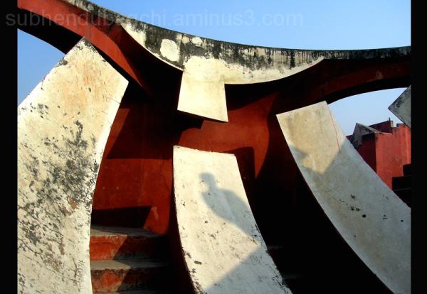 Lines & Curves @ Jantar-Mantar