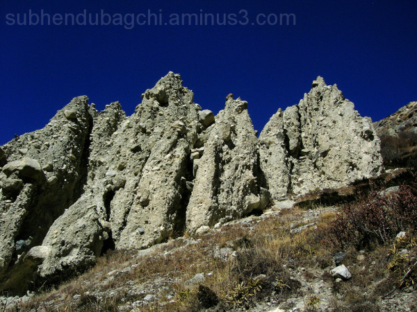 Gila Pahar | Mountain With Loose Rocks
