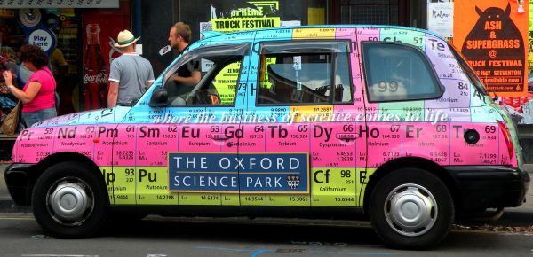 Oxford Cab