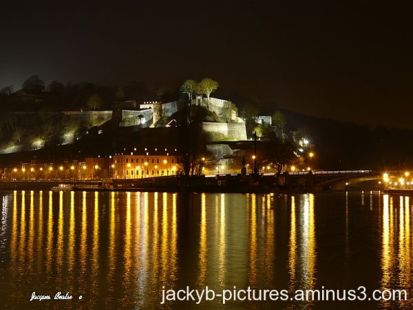 The Castle of Namur - Belgium