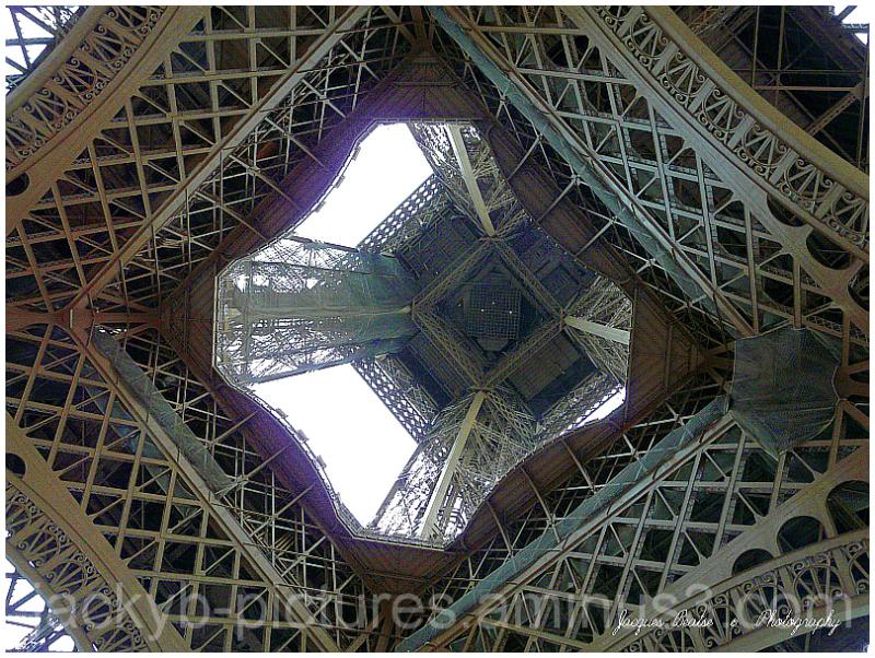 Tour Eiffel détails