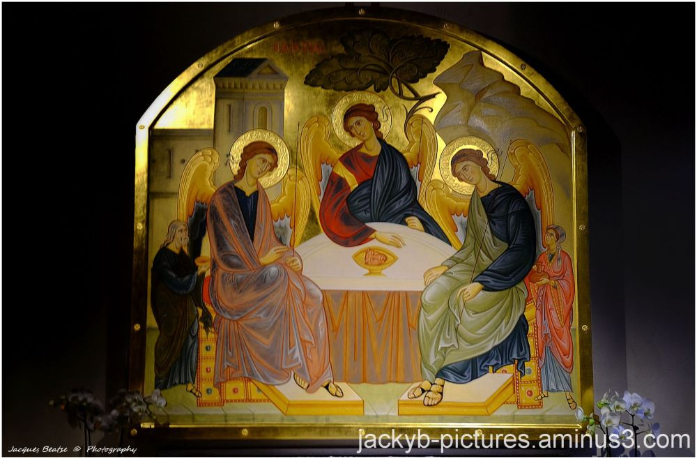 Icone Style Byzantin