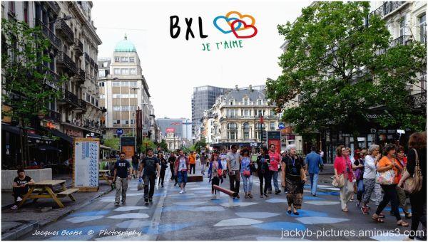 Je suis Bruxelles ♥ ♥ ♥