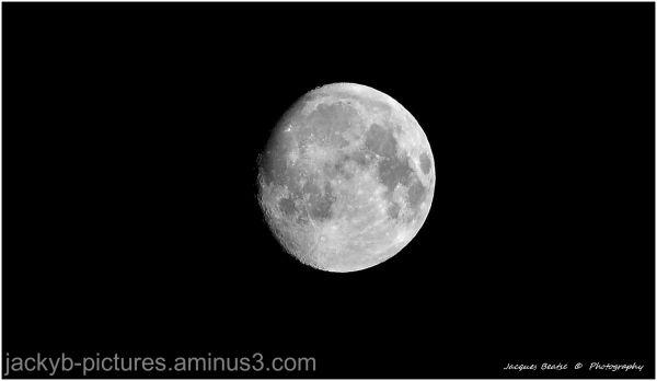 Bientôt la Pleine Lune