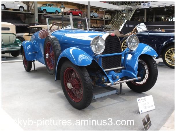 Bugatti Type 44 - France