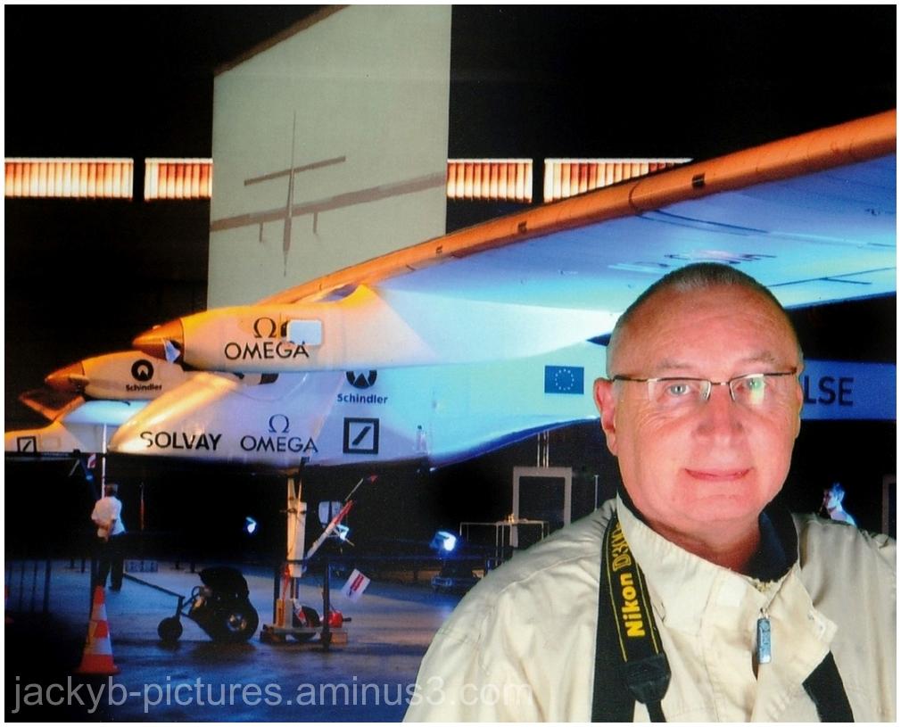 Solar Impulse à Bruxelles  ♥