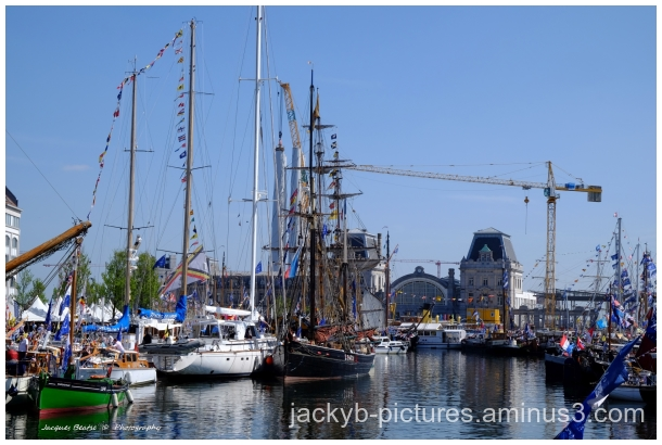 Ostende à l'Ancre !