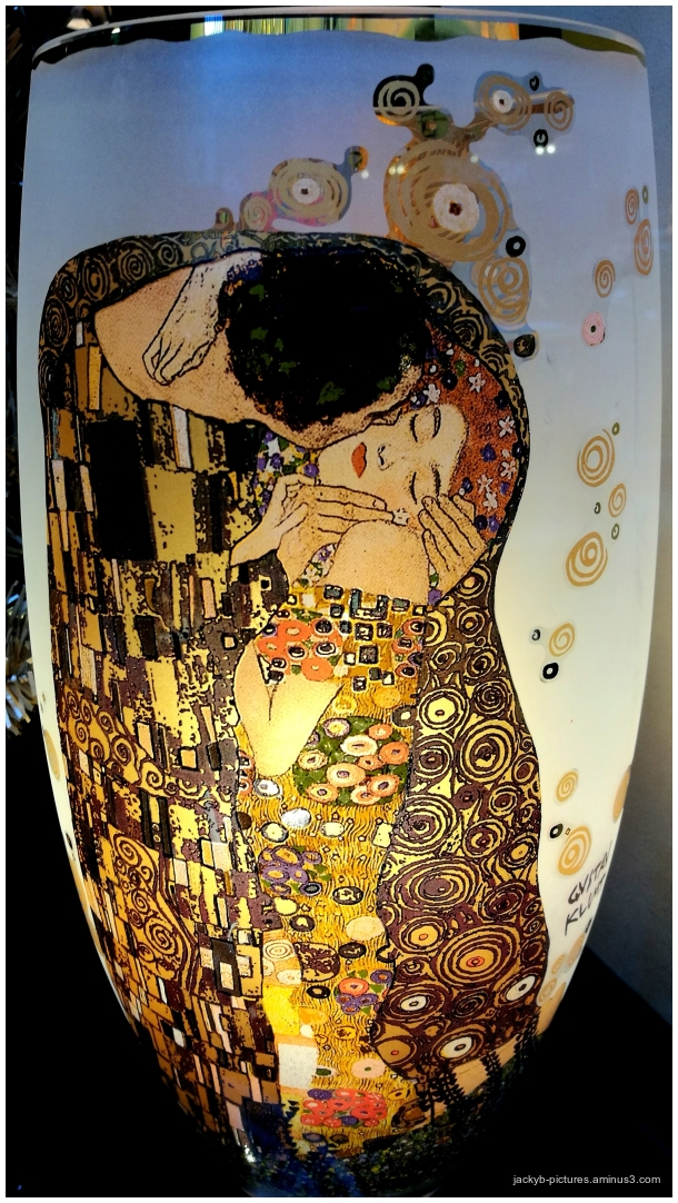 Klimt - Le Baiser - The Kiss