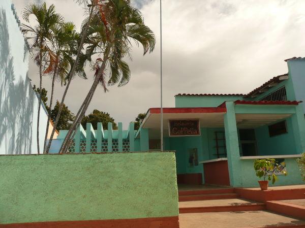 Colored Trinidad