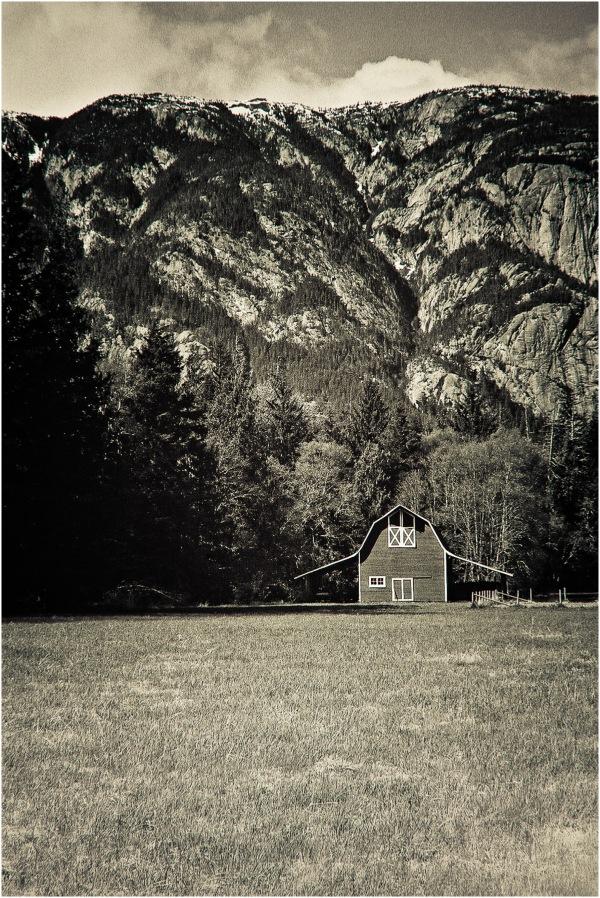 La grande maison dans la prairie