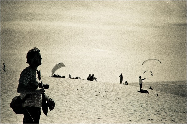 Marcos face aux vents