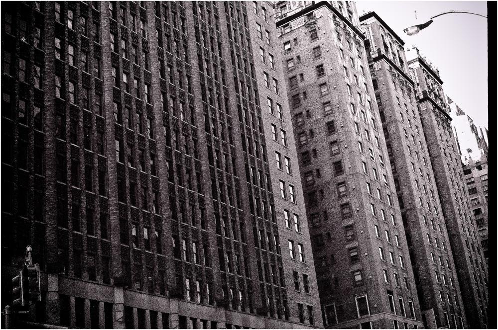 La noirceur de nos façades