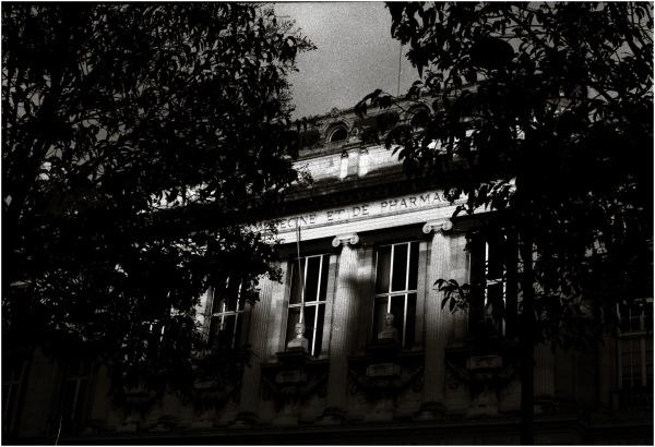 Les façades dés-éclairées