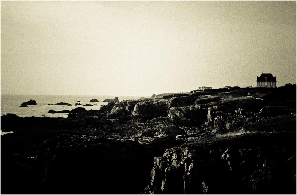 Les rochers de l'au-delà