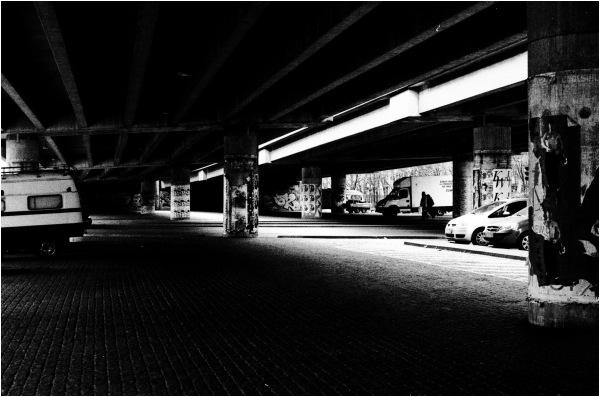 Sous la vie, les ponts