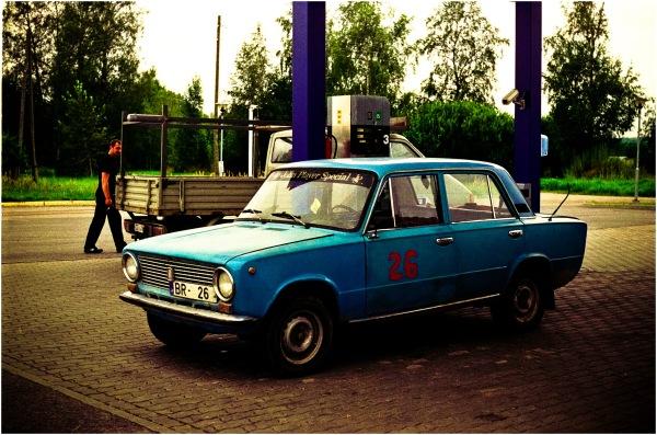 Oleg, le frère de l'Est