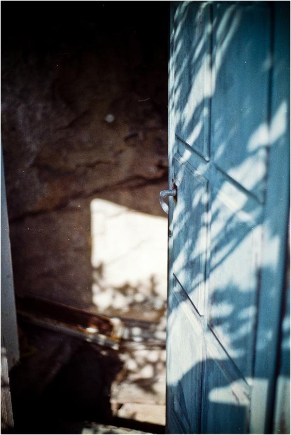 Porte ouverte sur le néant