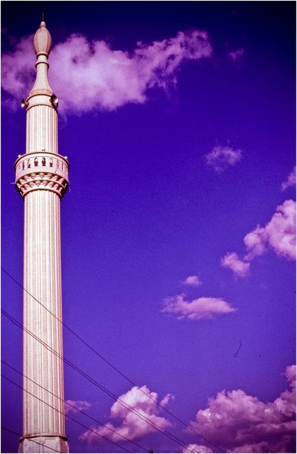 L'appel du minaret