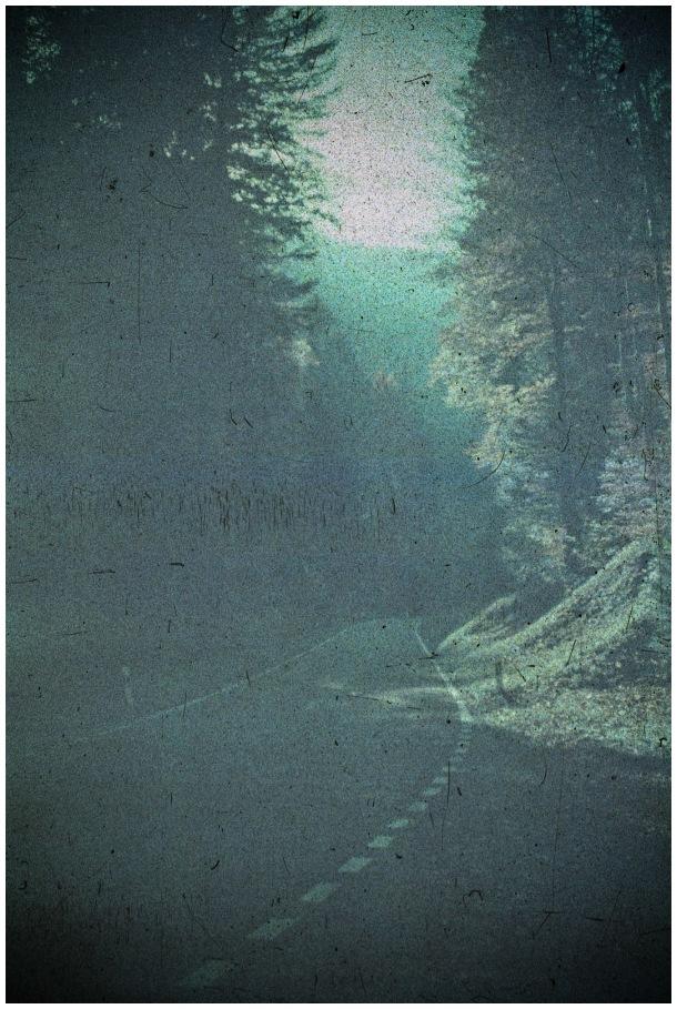 Reflets brumeux (série fantomatique)