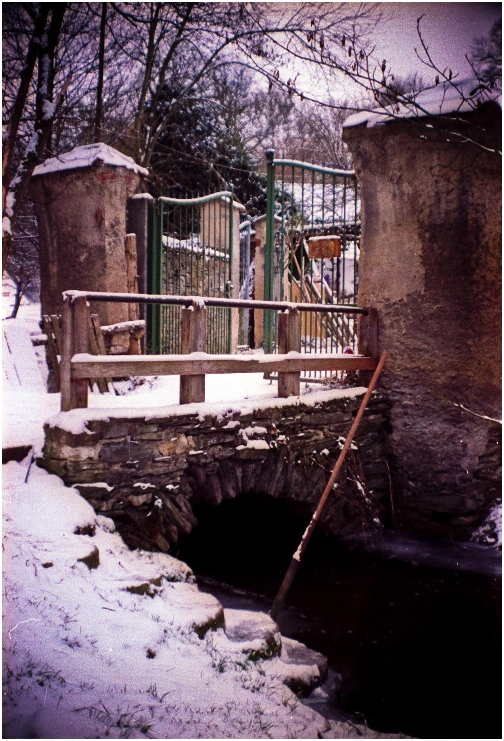 Aux portes de l'hiver