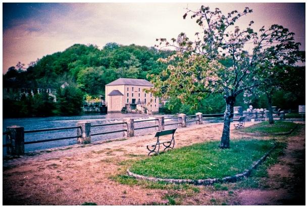 Parcours fluvial
