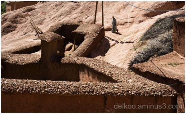 morocco, village