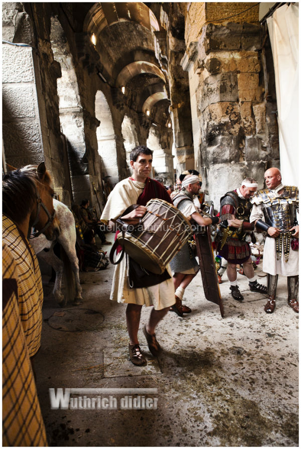 jeux romains 2011