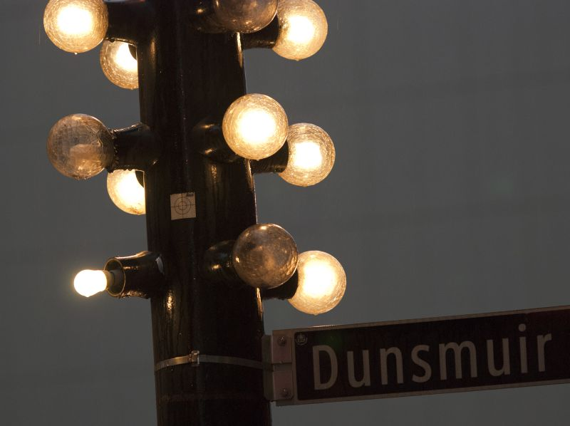 Incomplete Streetlamp
