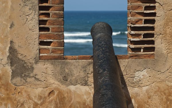 Lazy Fort Cannon