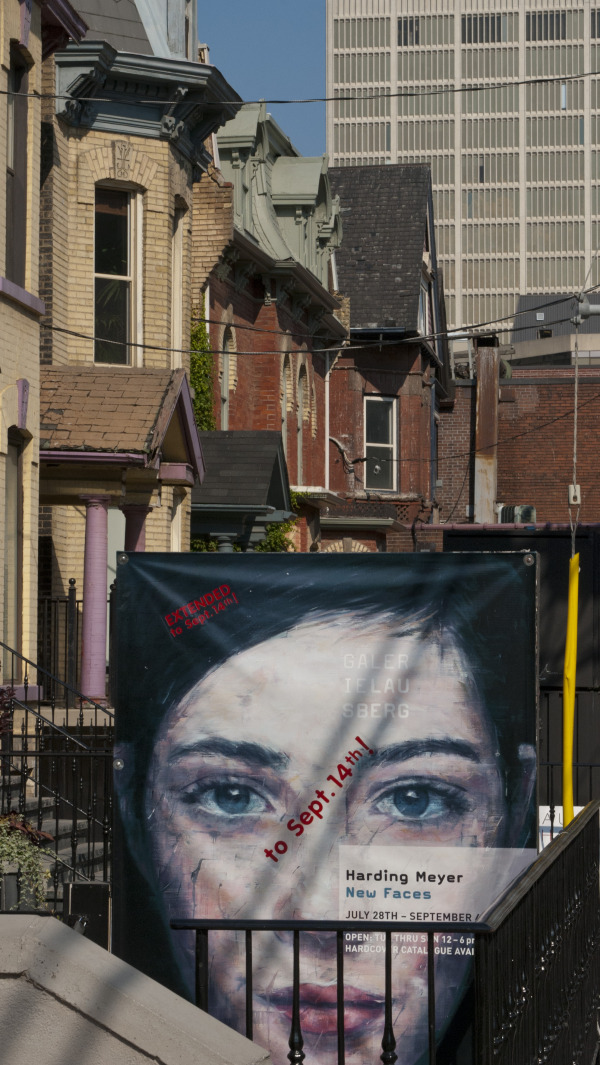 Toronto visage